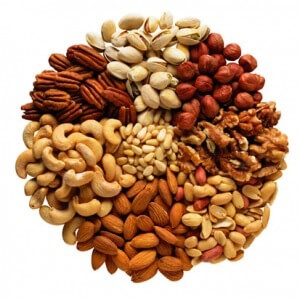 Ореховая диета