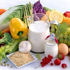 Рацион витаминно-белковой диеты