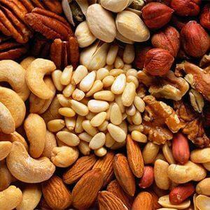 Разновидности орехов