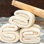 Рубленое тесто