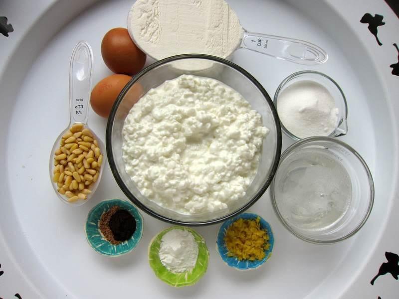 Творог диета приготовление