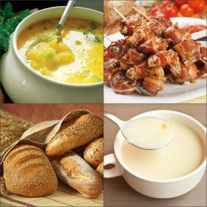 Запрещенные продукты при низкокалорийной диете