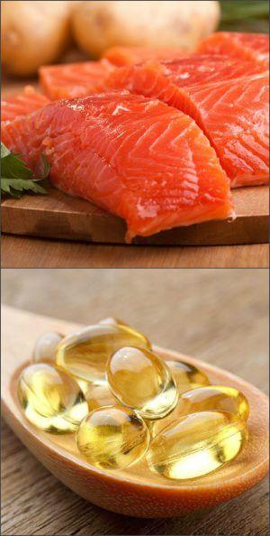 Жирная рыба и рыбий жир
