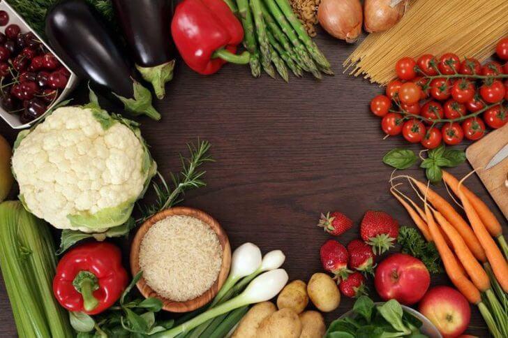 Безбелковая пища список продуктов таблица