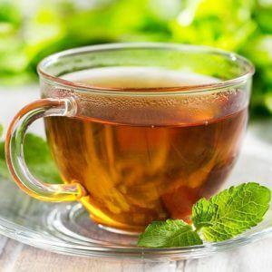 Чай с котовником