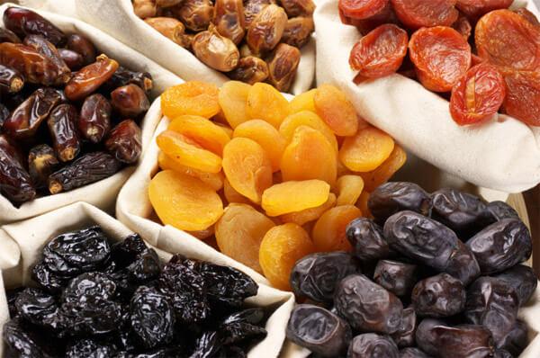 Какие сухофрукты можно есть при похудении - польза и вред при диете