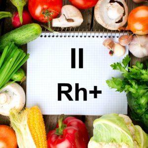Диета по 2 положительной группе крови: меню, отзывы | food and health.
