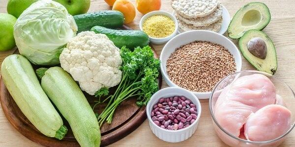 Правильное питание при аллергии. Полезные и опасные продукты при аллергии