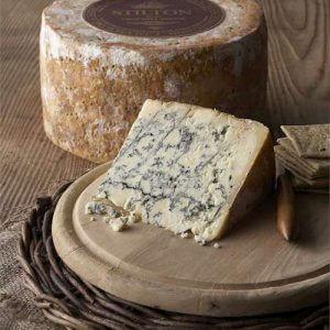 Голубой сыр Стилтон