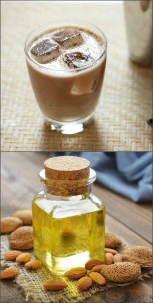 Ингредиенты для домашнего марципана