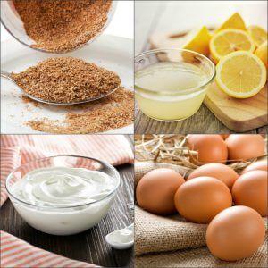 Продукты для приготовления хлеба с отрубями