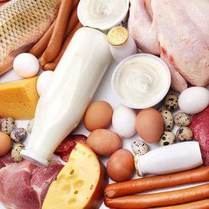 Протеиновые продукты