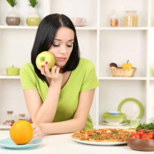 Рацион для похудения