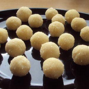 Сахарно-ореховая смесь
