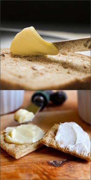 Спред и хлеб