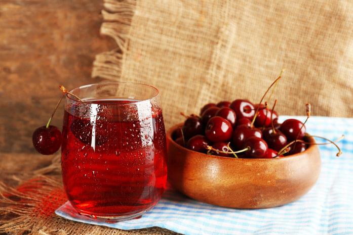 Вишнвый сок польза