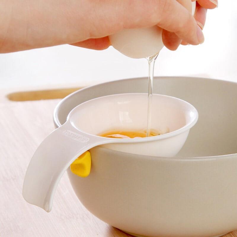 Состояние белка и желтка яйца
