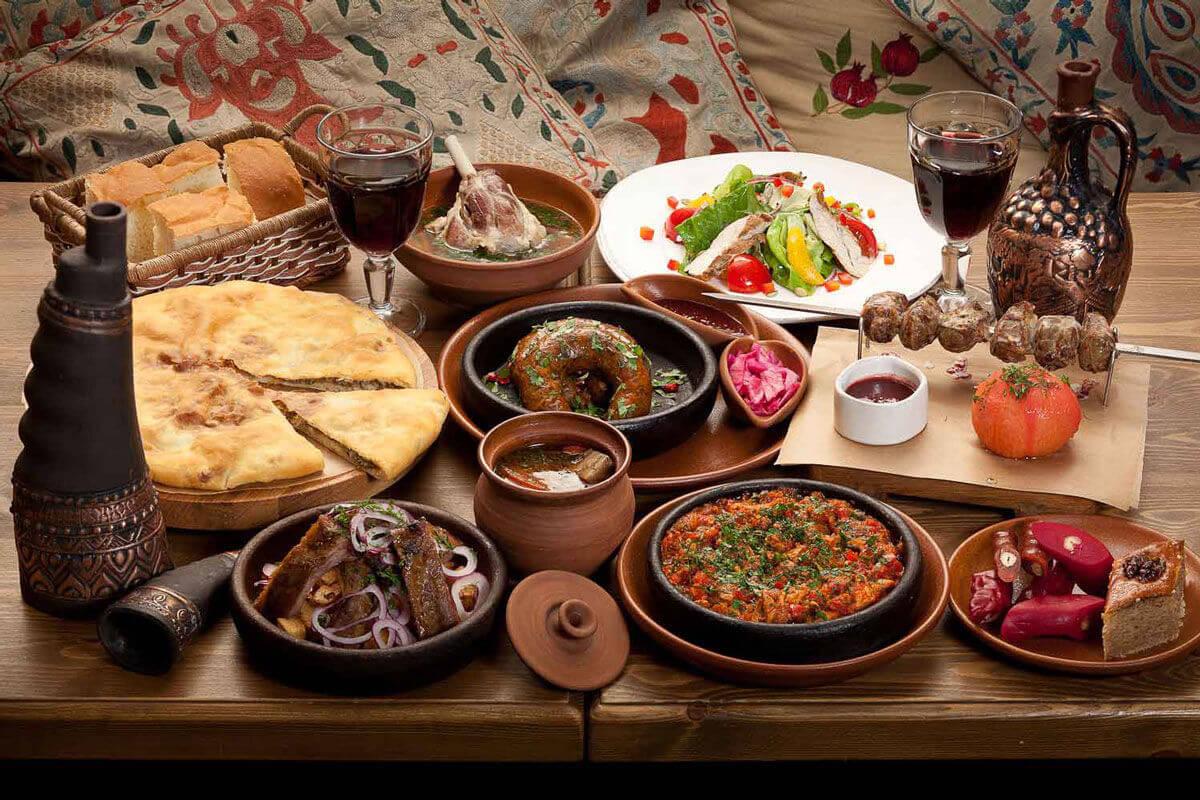 Вірменська кухня: переваги та особливості
