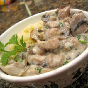 Блюда из гриба дождевика