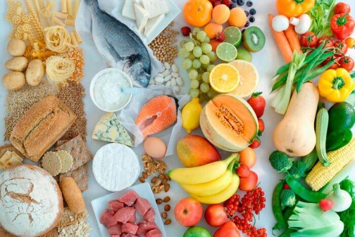 Раздельное питание на 21 день