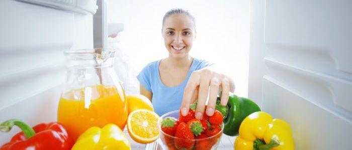 Как сохранить свежесть продуктов