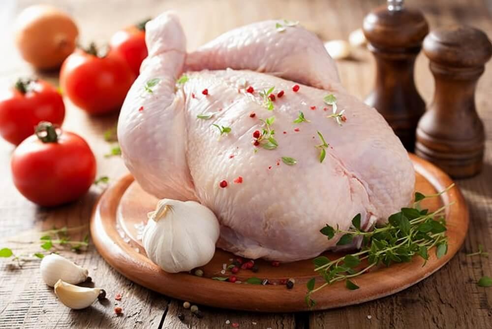 Курица считается мясом