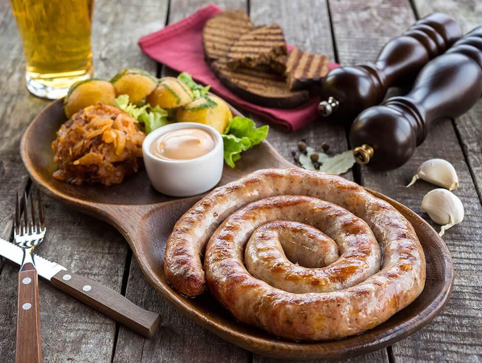 Прибалтийская кухня рецепты с фото