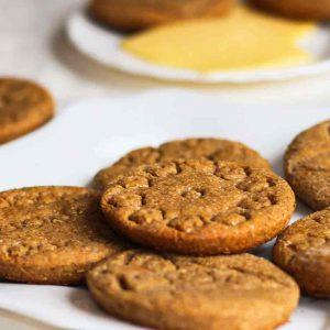 Печенье из желудей