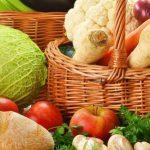 Продукты питания в феврале