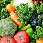 Продукты питания в июле