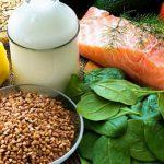 Продукты питания в марте