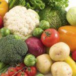 Продукты питания в ноябре