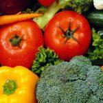 Продукты питания в сентябре