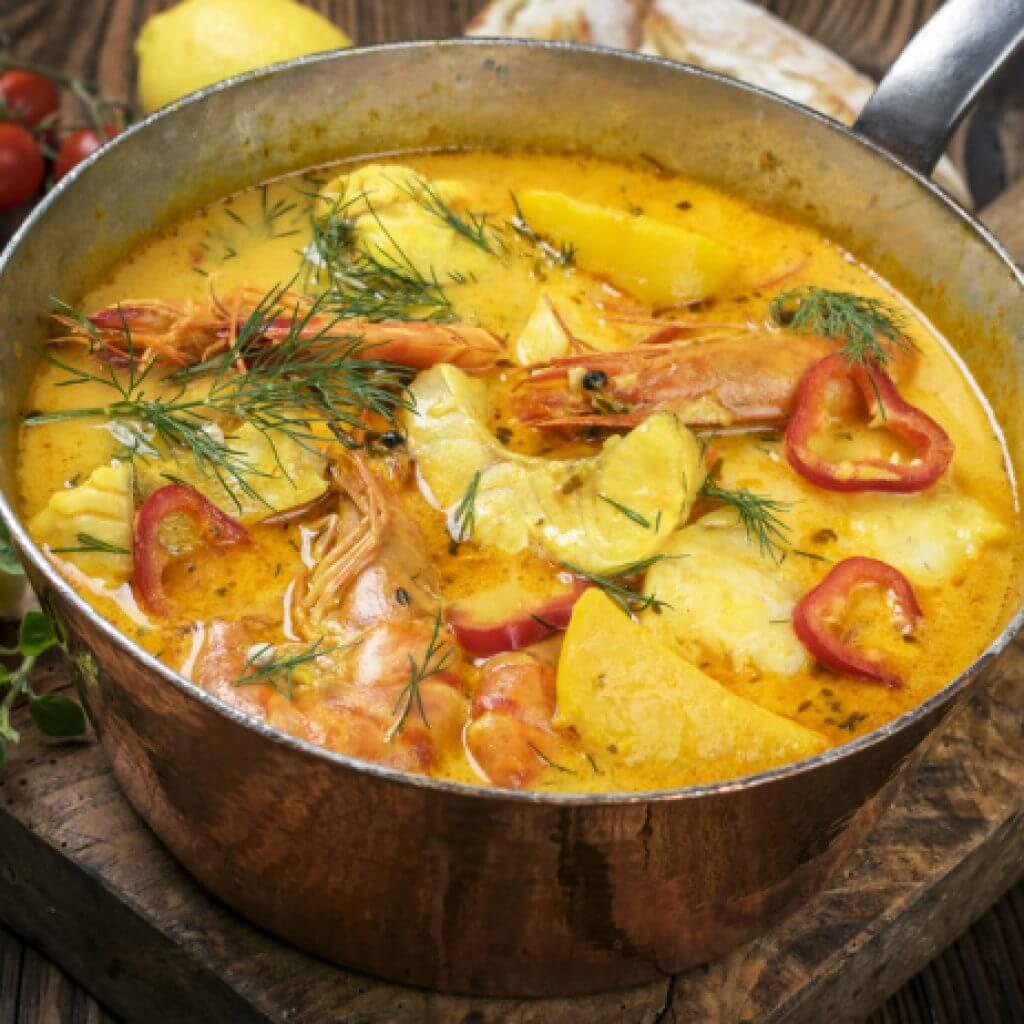 Бразильская кухня рецепты в домашних условиях