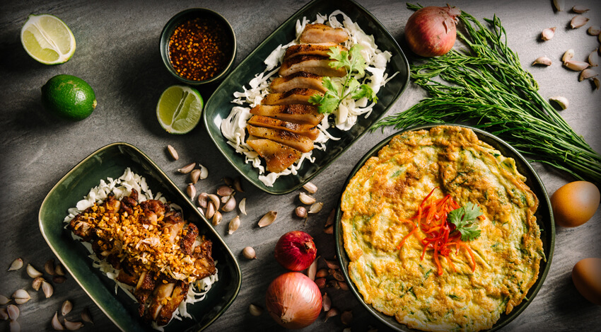 Тайская еда как источник витаминов