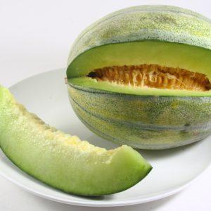 Зеленая дыня