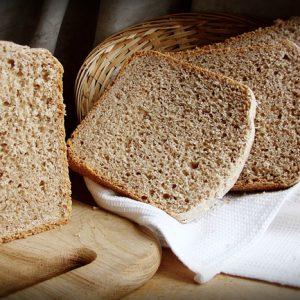 Хлеб из обойной пшеничной муки
