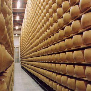 Хранение сыра Эмменталь
