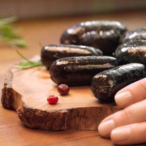Кровяные колбаски