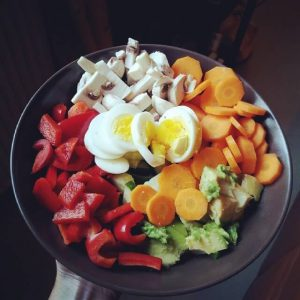 Лакто-ово-вегетарианство