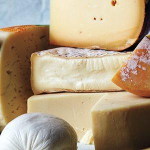 Молодой сыр асьяго