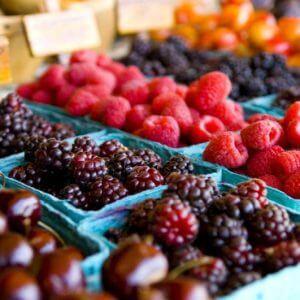 Натуральные антиоксиданты в ягодах