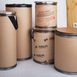 Навивные картонные барабаны