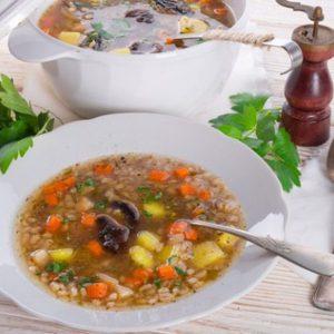 Перловый суп