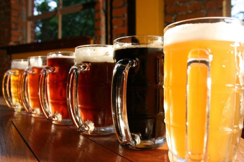 Пиво безалкогольное состав