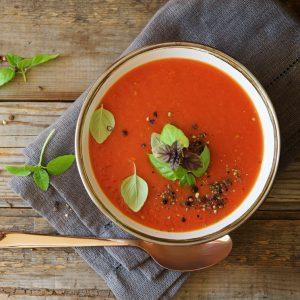 Суп с килькой и рисом