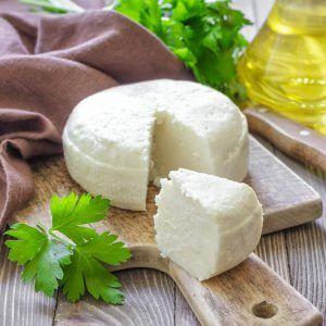 Сыр кисломолочный