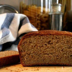 Вулканический хлеб