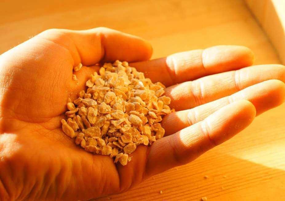 Польза кедрового жмыха
