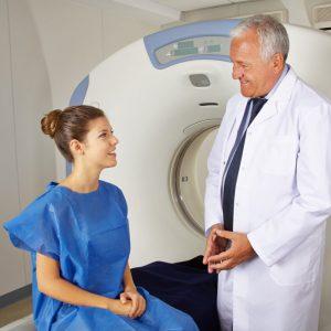 Инструктаж перед компьютерной томографией